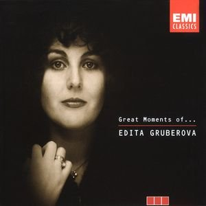 Image for 'Great Moments of Edita Gruberova'
