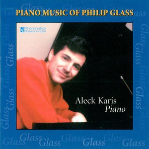 Image for 'Piano Music of Philip Glass (feat. piano: Aleck Karis)'