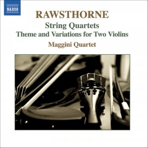 Image for 'RAWSTHORNE: String Quartets Nos. 1-3  / Theme and Variations'