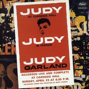 Image for 'Judy At Carnegie Hall'