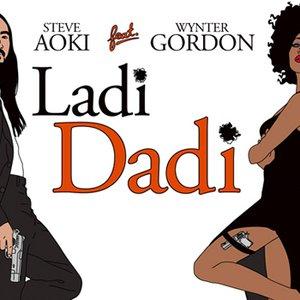 Image for 'Steve Aoki  feat.  Wynter Gordon - Ladi Dadi (Juss B, Qarrell Dubstep Remix)'