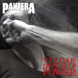 Image for 'Vulgar Display of Power'