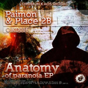 Image for 'Anatomy of Paranoia'