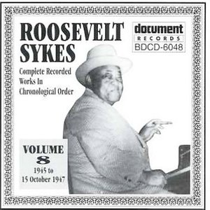 Image for 'Roosevelt Sykes Vol. 8 (1945-1947)'