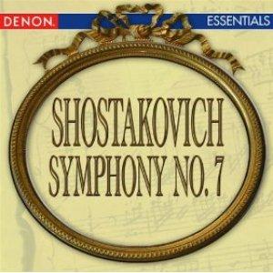 Image for 'Shostakovich: Symphony No. 7'