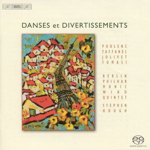 Image for 'Taffanel, P.: Wind Quintet / Poulenc, F.: Sextet / Jolivet, A.: Serenade / Tomasi, H.: 5 Danses'