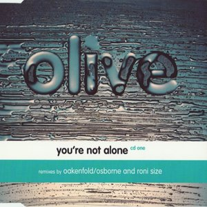 Image for 'You're Not Alone (Disc 1)'