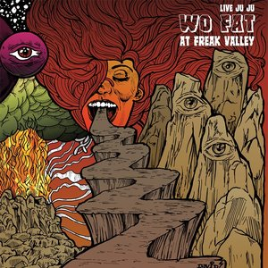 Image for 'Live Juju: Wo Fat at Freak Valley'