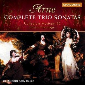 Image for 'Arne: Trio Sonatas (Complete)'