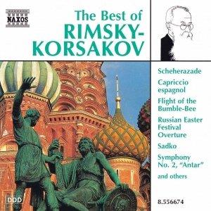 Imagen de 'RIMSKY-KORSAKOV (THE BEST OF)'