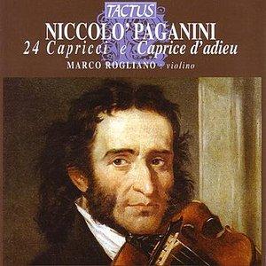 Bild für '24 Capricci: Capriccio N.5 Agitato'