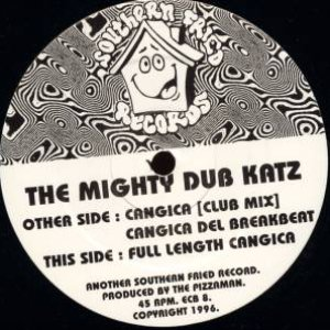 Image for 'THE MIGHTY DUB KATS'