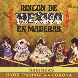 Image for 'Marimbas Hermanos Paniagua y Corona'
