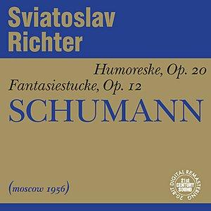 Image for 'Schumann: Humoreske, Fantasy Pieces'