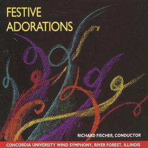 Image for 'Festive Adorations'