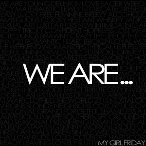Image pour 'We Are...'