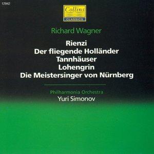Image for 'Wagner: Rienzi - Der fliegende Hollander - Tannhauer - Lohengrin - Die Meistersinger von Nurnberg'