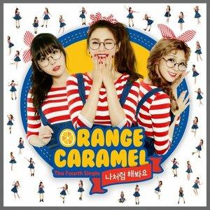 Bild für '오렌지캬라멜 (Orange Caramel)'