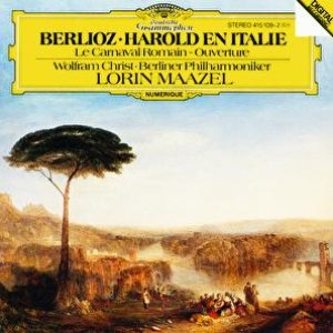 Image for 'Berlioz: Harold In Italy; Le Carnaval Romain - Overture'