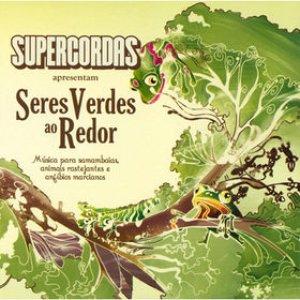 Image pour 'Seres Verdes ao Redor: música para samambaias, animais rastejantes e anfíbios marcianos'