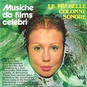 Image for 'Le più belle colonne sonore, vol.4'