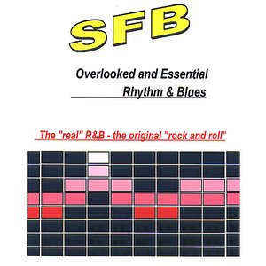 Image for 'Overlooked and Essential Rhythm & Blues'