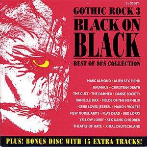 Image for 'Gothic Rock 3 - Black on Black'