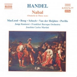 Bild för 'HANDEL: Nabal'
