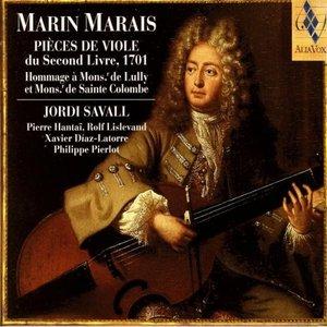 Image for 'Marin Marais: Pièces De Viole Du Second Livre'