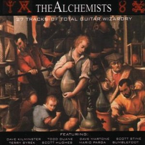 Image for 'The Alchemists'