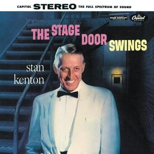 Image for 'The Stage Door Swings'