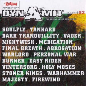 Imagem de 'Rock Hard: Dynamit, Volume 32'