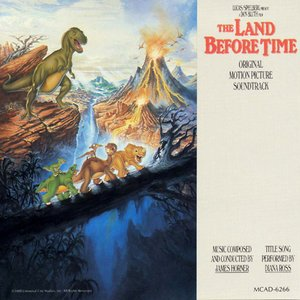 Image for 'The Land Before Time (Original Motion Picture Soundtrack)'