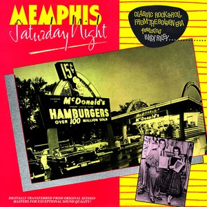 Image for 'Memphis Saturday Night'