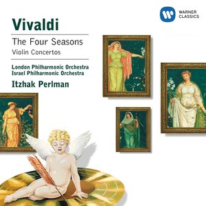 Imagen de 'Vivaldi: The Four Seasons & Violin Concertos'