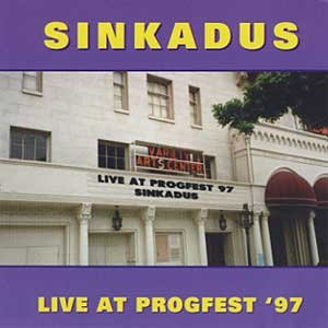 Image for 'Live at Progfest '97'