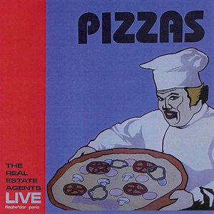 Image for 'Pizzas (Live In Paris)'