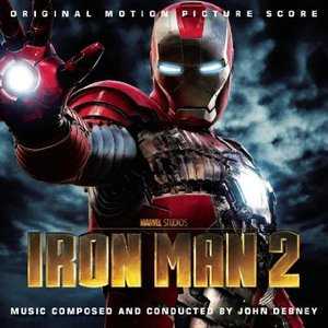Image for 'Original Motion Picture Score Iron Man 2'