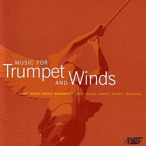 Image for 'Music for Trumpet and Winds'