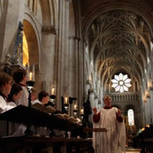 Imagem de 'Choir of Christ Church Cathedral, Oxford'