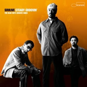 Image for 'Steady Groovin''