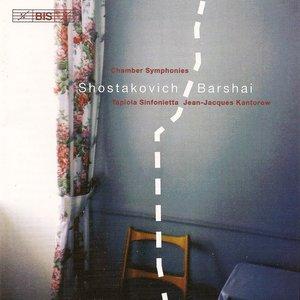 Bild för 'Shostakovich: Chamber Symphonies'