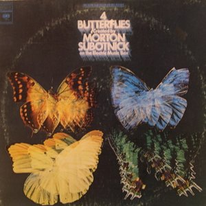 Image for '4 butterflies'