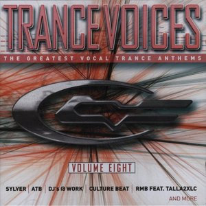 Image pour 'Trance Voices, Volume 8 (disc 1)'