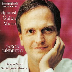 Image for 'Sanz / Murcia: Spanish Guitar Music'