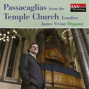 Image for 'Passacaglias from the Temple Church, London'