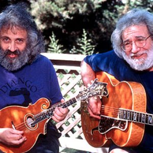 Immagine per 'Jerry Garcia & David Grisman'