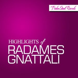 Image for 'Highlights Of Radames Gnattali'