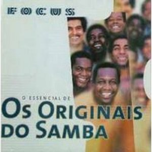 Image pour 'O Essencial de Os Originais do Samba'