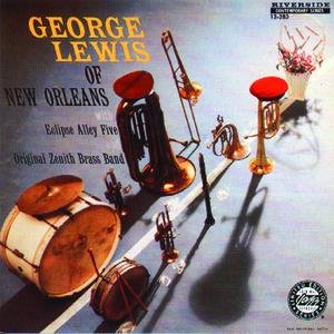 Image for 'George Lewis Of New Orleans'